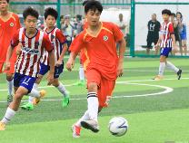 【喜迎十九大 精彩滨州】滨州校园足球强势开局赢得一片喝彩