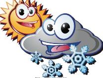 """今年滨州的春节天气再次""""不正经"""",温度最高的这一天竟然有雨!"""