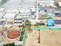 阳信县新城污水处理厂:削减污染负荷 改善环境质量