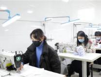 县区行动|滨城区:企业加班生产物资 供应疫情防控需求