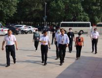 阳信县领导检查指导2021年高考考务工作
