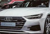 奧迪A7L最新實車圖,2022年上汽將國產上市