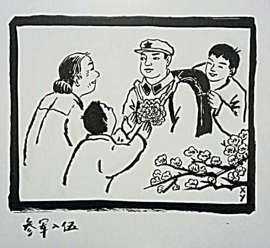 从鲁北到闽南,1970年代农村娃参军是一种什么体验