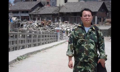 纪念滨州援川十周年   2008年滨州日报记者的抗震救灾一线见闻