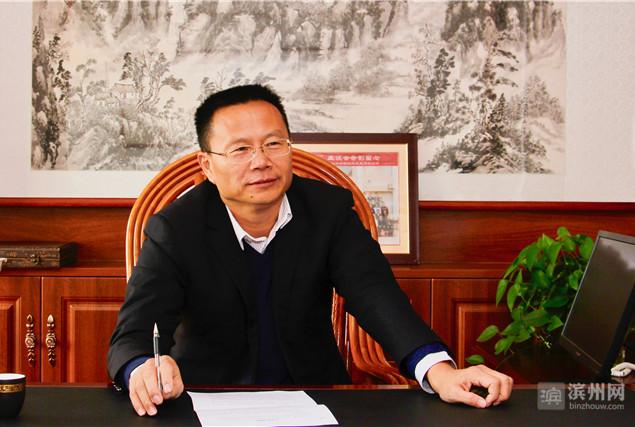 滨州耀华集团董事长吴风耀:以义为利 演绎本土企业家的乡土情怀