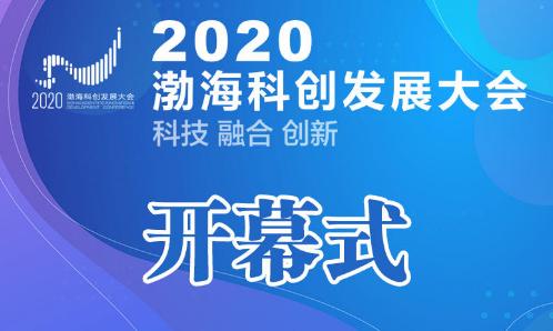 【滨州网直播】2020渤海科创发展大会开幕式