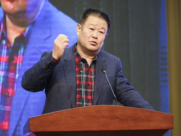 """王金战:滨州家长要学会""""为孩子设计未来"""""""