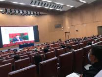 濱州水利系統開班學習十九屆五中全會精神