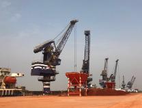 滨州套尔河港区一季度吞吐量同比增41.3%  创积年季度吞吐量新高