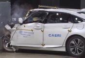 中保研年度报告 8款车型安全测试不理想