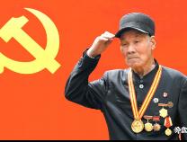 """革命老战士许宝同""""本色做人,角色做事""""诠释家国情怀深"""