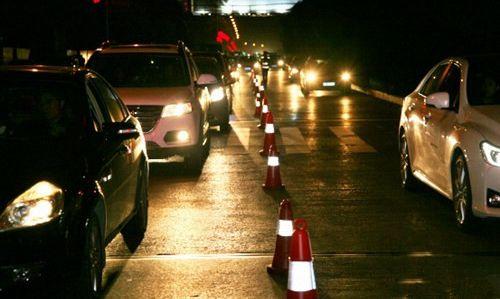 我市公布严重交通违法行为举报电话