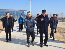 滨州国家农科园区新范式农场通过省科技厅验收