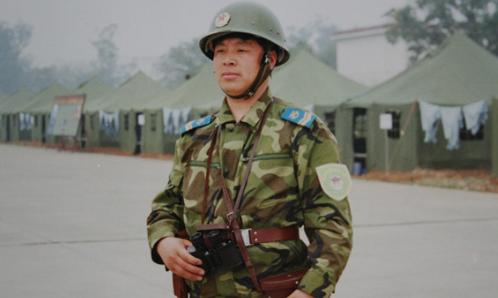 孙好铭:什么是军人的勇气、傻气与霸气