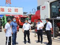 """""""一条龙、少跑路""""  阳信县2000万农机购置补贴阳光实施、高效运作"""