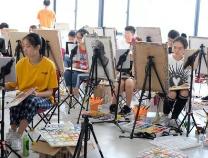 艺术类统考本周日开考 美术考生上午两科间歇不准离场