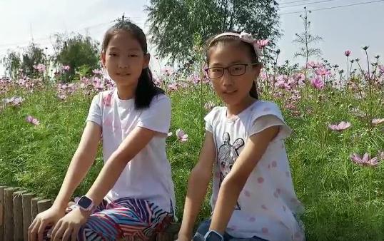 祖国,我想对您说 滨州两位小学生对祖国表白 为国家强大而努力读书
