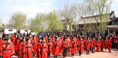 游杜受田故居 感受国学文化