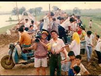 """难忘""""96.8""""漳卫新河抗洪抢险采访的日子"""