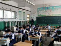 惠民县淄角镇:初三学子开学啦!