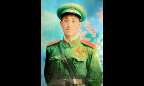 从乞儿到上尉连长,九旬离休干部刘元树的励志传奇