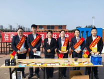 滨州市公积金阳信管理部:开展公积金政策集中宣传活动