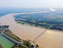 """唱响""""黄河大合唱""""的泰安乐章 ——泰安市落实黄河流域生态保护和高质量发展重大国家战略掠影"""