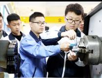 """滨州市技师学院聚焦产教融合、校企合作 培养""""现代学徒"""""""