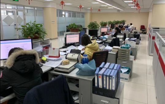 中国银行滨州分行尽心尽力支撑企业停工复产