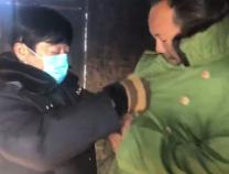 濱州:寒潮下的溫暖救助