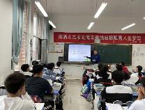 【高三教师一天】渤海中学王立国老师:润物无声 静待花开