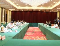 省工商联领导来滨调研日韩投资企业工作情况