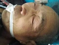 博兴一60岁左右老人在205国道车祸中死亡,急寻家属!