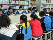 建设书香校园 共享书香生活