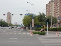 滨州老城区这8个路口开始扩宽改造施工 预计于10月底完工