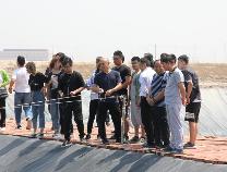 滨州市海洋与渔业局到无棣、北海组织开展集中调研活动