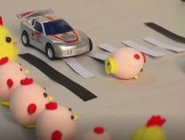 【视频】滨州网文明城创建公益动画片(一):小鸡过马路
