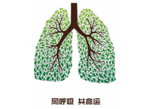 公益广告:同呼吸共命运