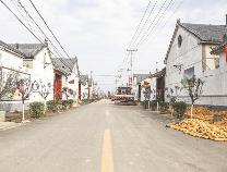 水落坡镇祁王村:收集老物件 让新农村有种古典美