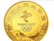 央行10月26日起发行第24届冬奥会纪念币,共12枚