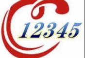 2020年12月份濱州市12345熱線受理群眾訴求66101件