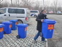 县区行动|滨城区:公共场所设立专用口罩回收箱 杜绝二次污染