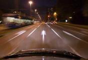 新司机须知!晚上开车时车内为什么不能开灯?