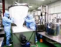 滨州三元生物赤藓糖醇产能居世界第一