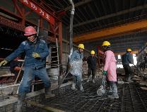 渤海湾畔春来早||邹平宏卓铝业再生铝:订单追着项目建 春节赶上烘炉期