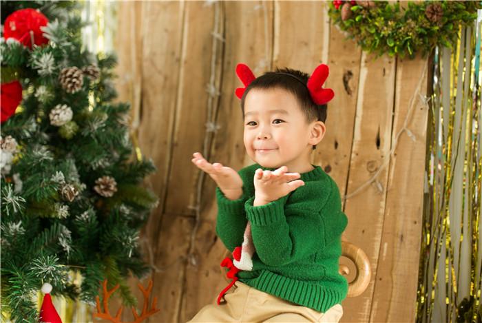 当圣诞节遇上小萌娃