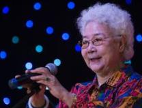 人民日报:89岁的田华,艺术灵魂没有一丝白发