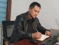 省派陽信縣第一書記薛良緣:以軍人擔當打造一流強村