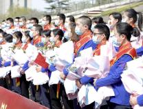 快讯!滨州市第一、2、五批援鄂医疗队全员安然凯旋 宇向东列席迎接仪式
