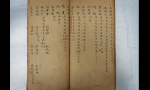"""【扒着门缝看历史】(85)千古流芳的""""义士同丘"""""""